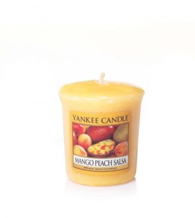 Mango Peach Salsa  - Candela Sampler Yankee Candle