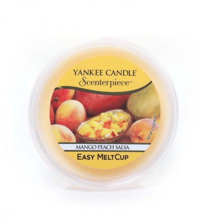 Mango Peach Salsa - Scenterpiece™ MeltCups Yankee Candle