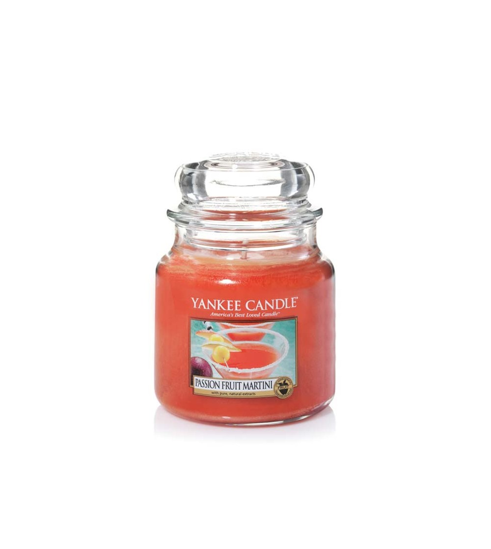Passion Fruit Martini - Giara Media Yankee Candle