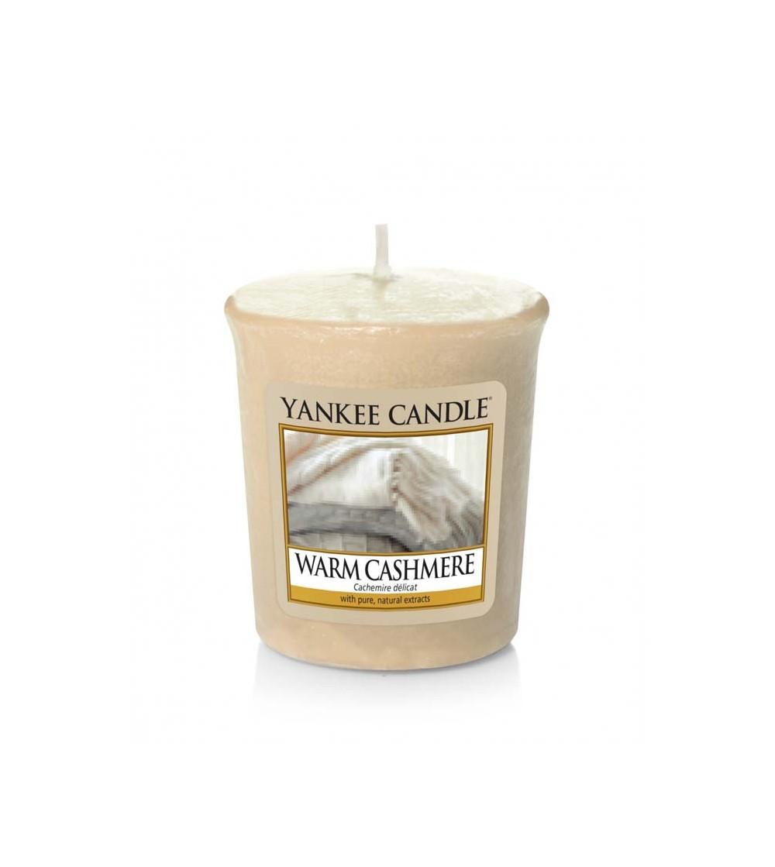 Warm Cashmere - Candela Sampler Yankee Candle