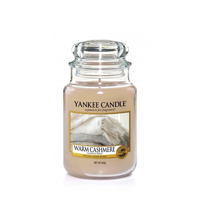 Warm Cashmere - Giara Grande Yankee Candle