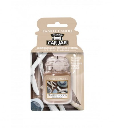 Seaside Woods - Car Jar® Ultimate Yankee Candle
