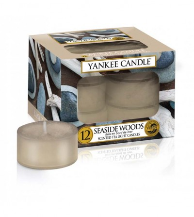 Seaside Woods - Tea Lights Yankee Candle