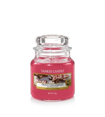 Frosty Gingerbread - Giara Piccola Yankee Candle