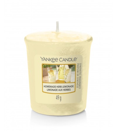 Homemade Herb Lemonade - Candela Sampler Yankee Candle