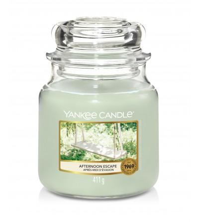 Afternoon Escape - Giara Media Yankee Candle
