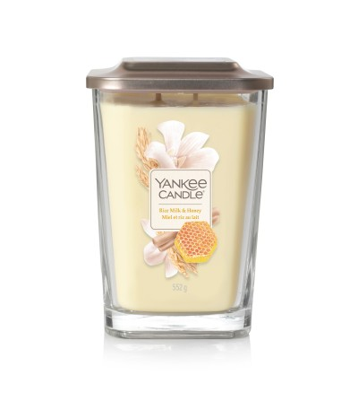 Rice Milk & Honey - Giara Grande Elevation Collection Yankee Candle