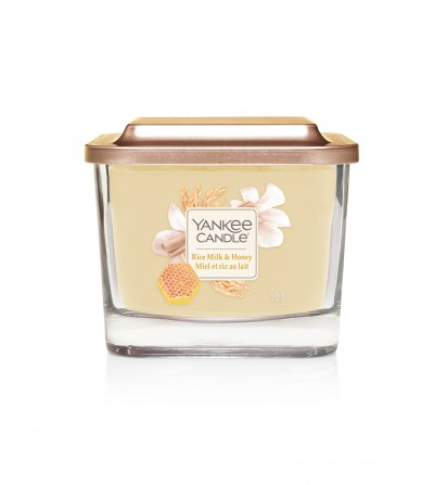 Rice Milk & Honey - Giara Piccola Elevation Collection Yankee Candle