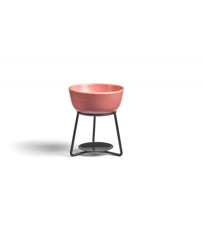 Pebble Pink Icing - Bruciatore per Tart Yankee Candle