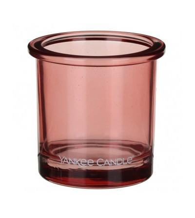 POP Corallo - Porta candela sampler Yankee Candle