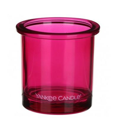 POP Rosa - Porta candela sampler Yankee Candle