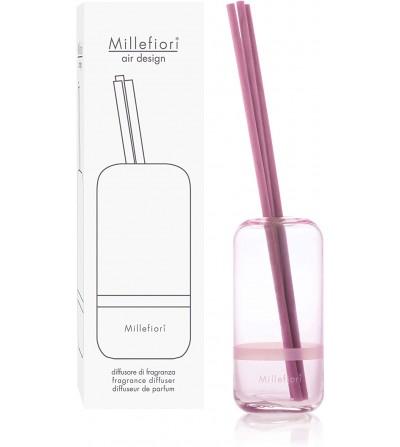 Diffusore di fragranza in vetro Capsule rosa - Millefiori Milano