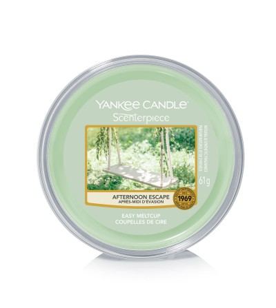 Afternoon Escape - Scenterpiece™ MeltCups Yankee Candle