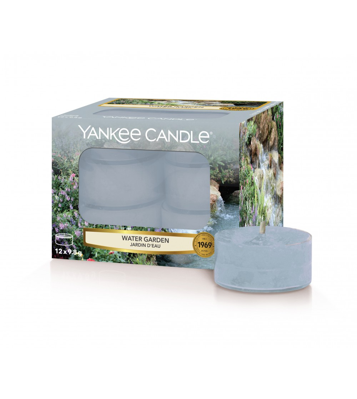 Water Garden - Tea Lights Yankee Candle
