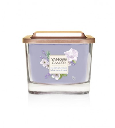 Sea Salt & Lavender - Giara Piccola Elevation Collection Yankee Candle