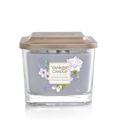 Sea Salt & Lavender - Giara Media Elevation Collection Yankee Candle