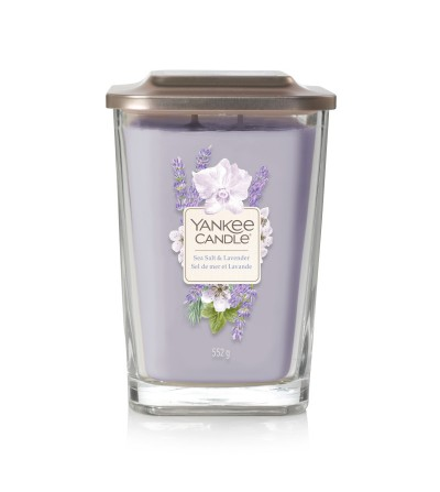 Sea Salt & Lavender - Giara Grande Elevation Collection Yankee Candle