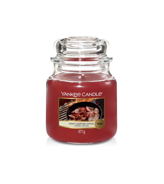 Crisp Campfire Apples - Giara Media Yankee Candle