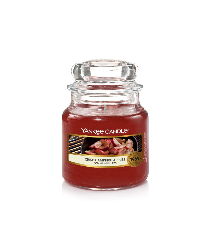 Crisp Campfire Apples - Giara Piccola Yankee Candle