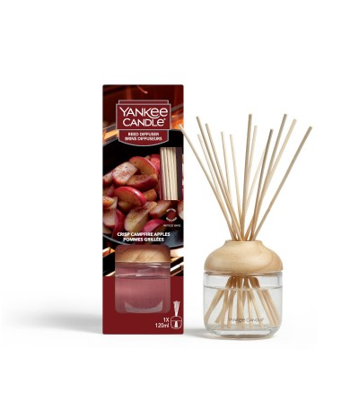 Crisp Campfire Apples - Diffusore a Bastoncini Yankee Candle