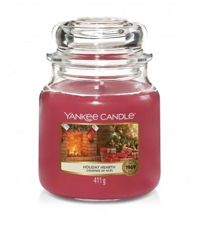 Holiday Hearth - Giara Media Yankee Candle