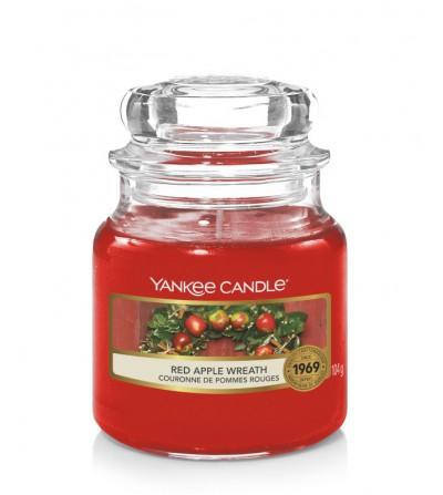 Red Apple Wreath - Giara Piccola Yankee Candle