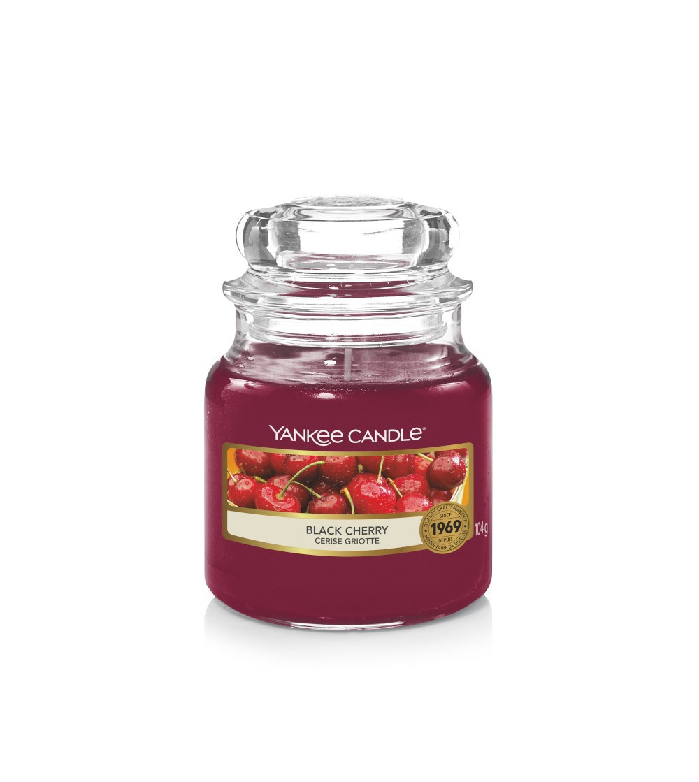 Black Cherry - Giara Piccola Yankee Candle