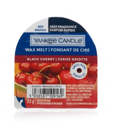 Black Cherry - Cera da fondere Yankee CandleBlack Cherry - Cera da fondere Yankee Candle