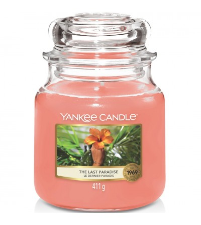The Last Paradise - Giara Media Yankee Candle