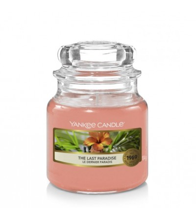 The Last Paradise - Giara Piccola Yankee Candle