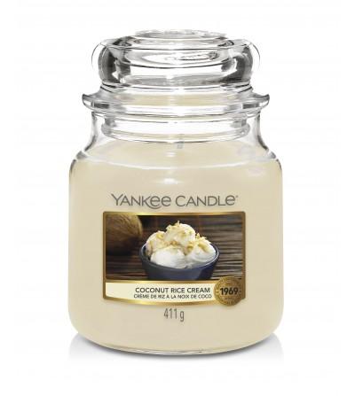 Coconut Rice Cream - Giara Media Yankee Candle