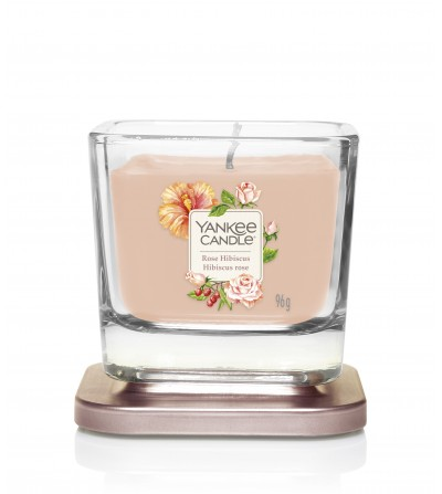 Rose Hibiscus - Giara Piccola Elevation Collection Yankee Candle