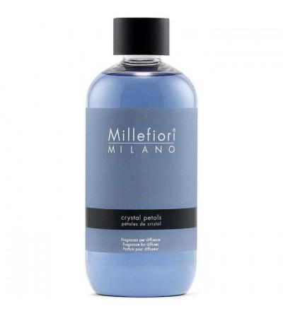 Crystal Petals  - Ricarica 250ml diffusore a bastoncini Natural Millefiori Milano