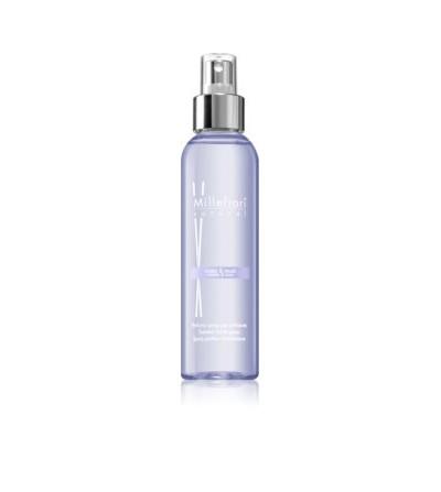 Violet & Musk - Spray ambiente 150ml Natural Millefiori Milano