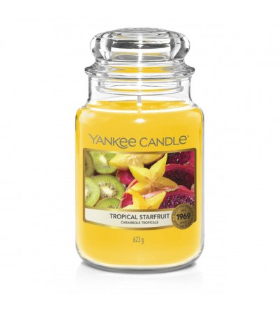 Tropical Starfruit  - Giara Grande Yankee Candle