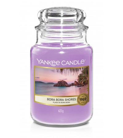 Bora Bora  - Giara Grande Yankee Candle
