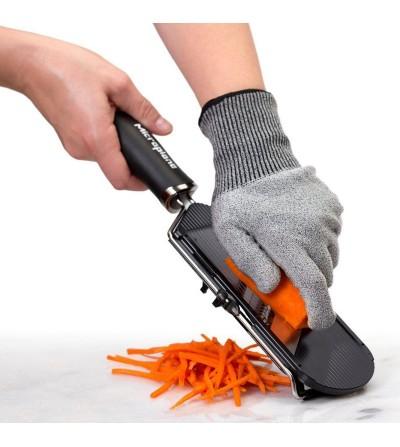 Microplane - Guanti per tagliare le verdure