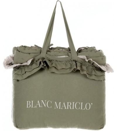 Boutis Matrimoniale con Gala Collezione Un Poco di Zucchero - Blanc Mariclò