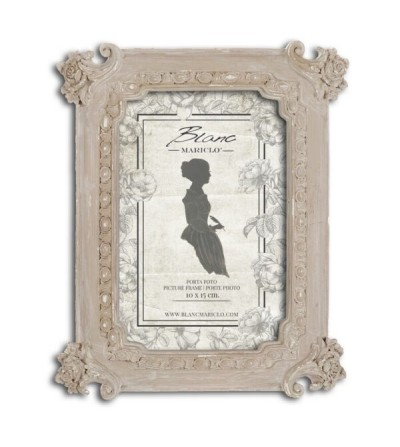 Porta foto Dame e Roseti Collection - Blanc Mariclò