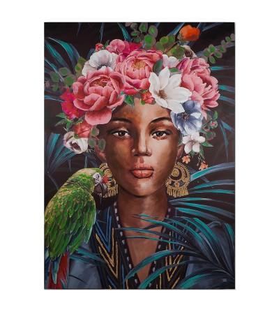 Quadro Donna Africana