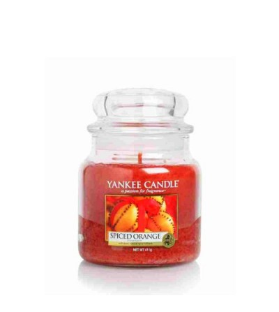 Spiced Orange - Giara Media Yankee Candle