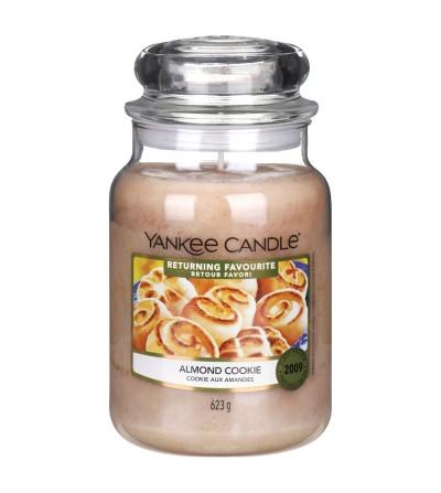 Almond Cookie - Giara Grande Yankee Candle