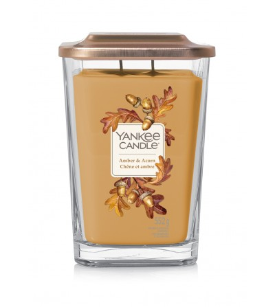 Amber and Acorn - Giara Grande Elevation Collection Yankee Candle