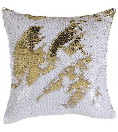 Cuscino con paillettes - Blanc Mariclò