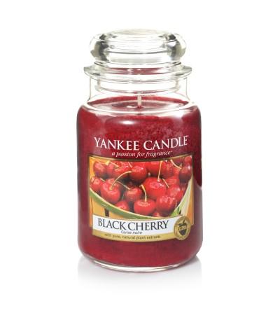 Black Cherry - Giara Grande Yankee Candle
