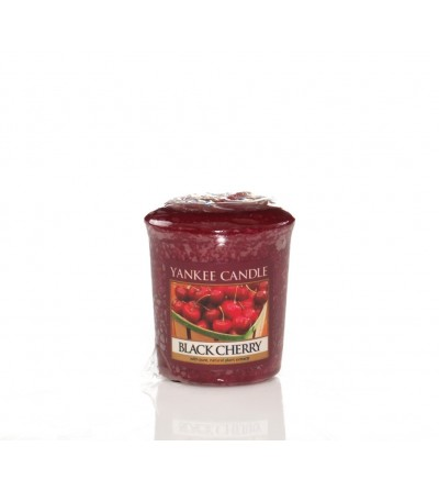 Black Cherry - Candela Sampler Yankee Candle