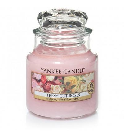 Fresh Cut Roses - Giara Piccola Yankee Candle