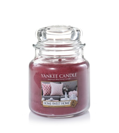 Home Sweet Home® - Giara Media Yankee Candle