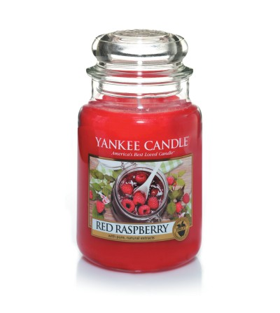 Red Raspberry - Giara Grande Yankee Candle