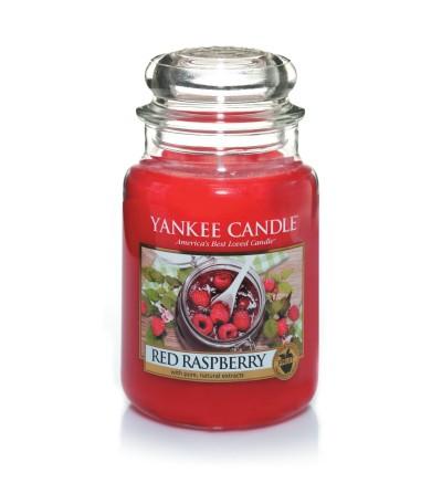 Red Raspberry - Giara Grande Yankee Candle